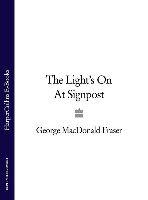 George Fraser MacDonald The Light's On At Signpost george macdonald the light princess