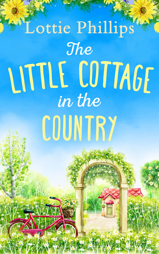 Lottie Phillips The Little Cottage in the Country цена 2017
