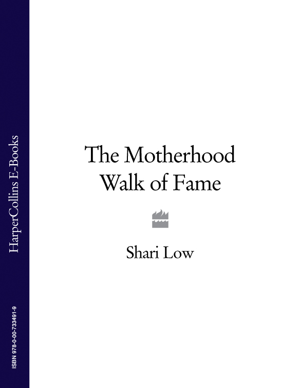 Shari Low The Motherhood Walk of Fame
