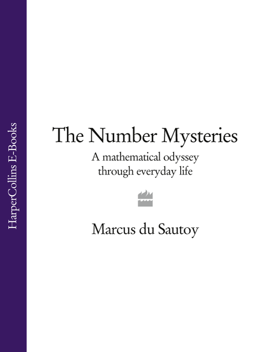 Marcus Sautoy du The Number Mysteries: A Mathematical Odyssey through Everyday Life how ivan went to see the sun