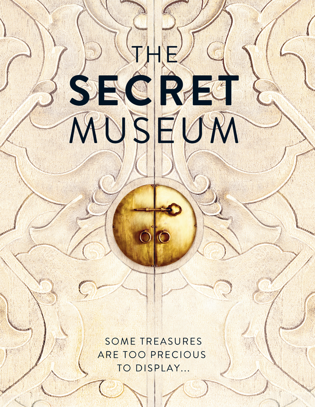 Molly Oldfield The Secret Museum museum the