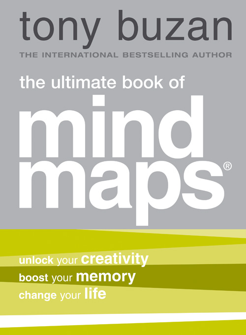 Tony Buzan The Ultimate Book of Mind Maps