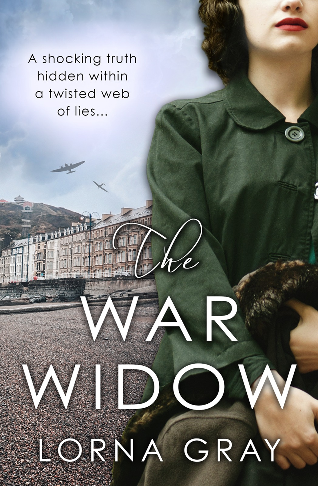 Lorna Gray The War Widow lorna блузка