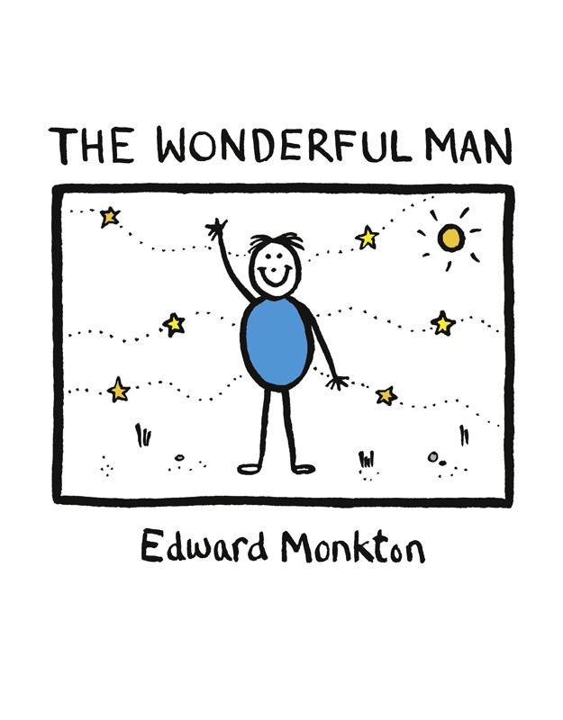 Edward Monkton The Wonderful Man цена и фото