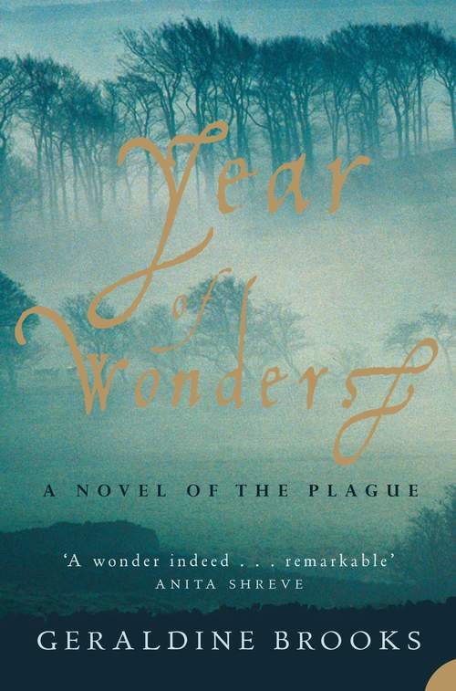 Geraldine Brooks Year of Wonders set wonders in the new year s plaid