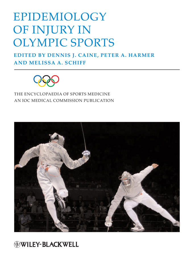 Dennis Caine J. Epidemiology of Injury in Olympic Sports watch compass and flashlight metal sports clip