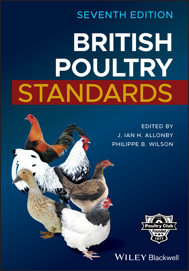 J. Ian H. Allonby British Poultry Standards чехол для iphone 7 геоцветы