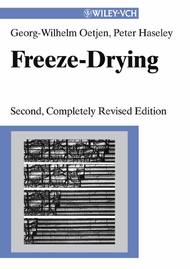 лучшая цена Georg-Wilhelm Oetjen Freeze-Drying