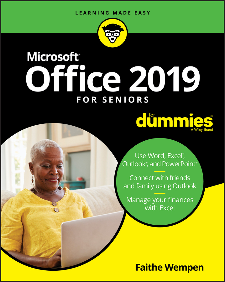 Faithe Wempen Office 2019 For Seniors For Dummies elizabeth clark flirting for dummies