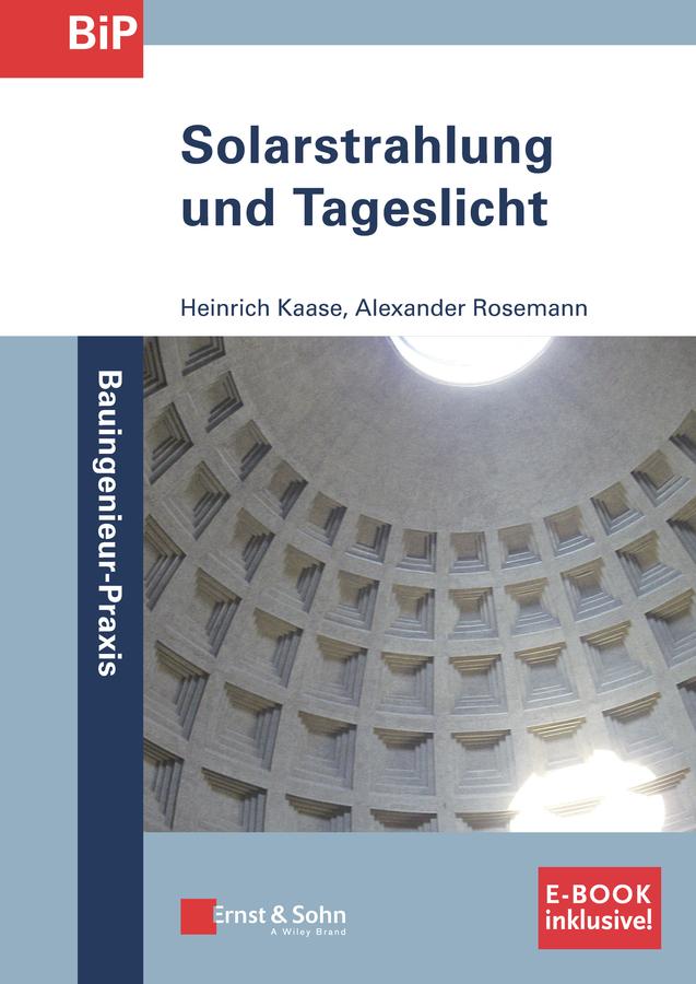 Heinrich Kaase Solarstrahlung und Tageslicht johann heinrich vo oden und lieder