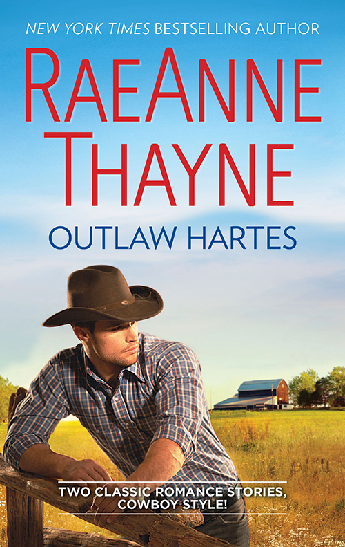 RaeAnne Thayne Outlaw Hartes: The Valentine Two-Step / Cassidy Harte And The Comeback Kid raeanne thayne light the stars
