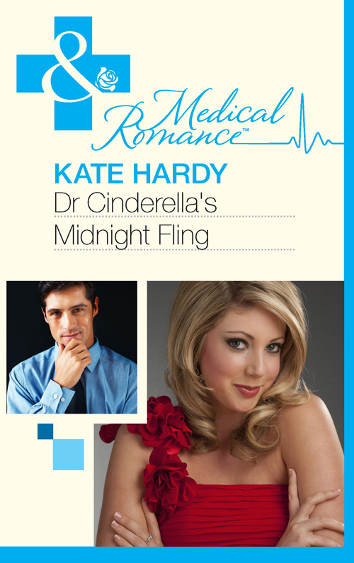 Kate Hardy Dr Cinderella's Midnight Fling nina bruhns prince charming for 1 night