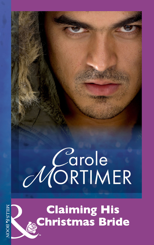 Carole Mortimer Claiming His Christmas Bride carole mortimer the yuletide engagement