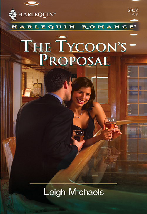 Leigh Michaels The Tycoon's Proposal 1pcs lot e2e x1r5f1 m1 z proximity switch is new in stock