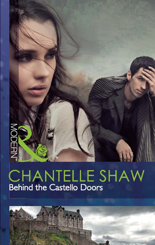 Chantelle Shaw Behind the Castello Doors butterfly on the storm