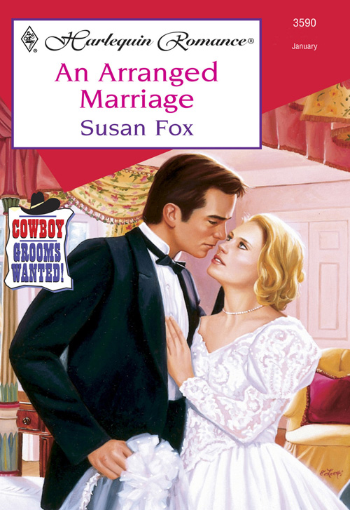 Susan Fox An Arranged Marriage arranged marriage