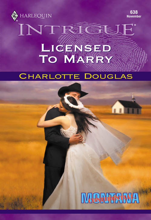 Charlotte Douglas Licensed To Marry