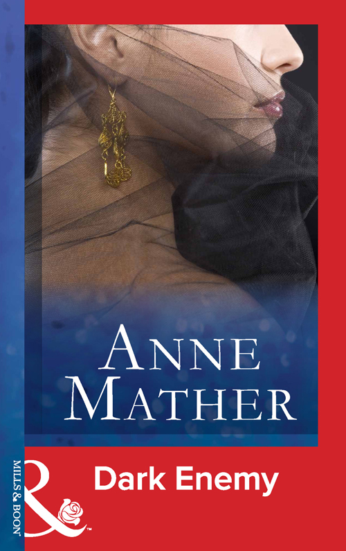 Anne Mather Dark Enemy anne mather guilty