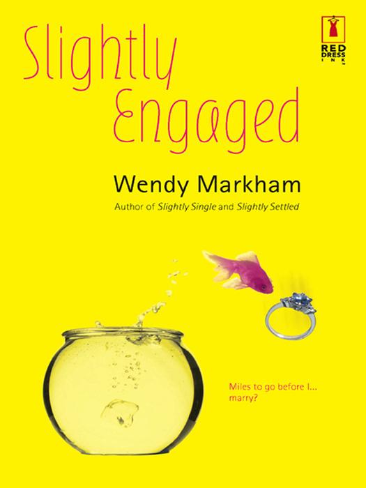Wendy Markham Slightly Engaged wendy markham slightly settled