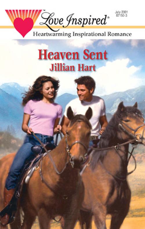 Jillian Hart Heaven Sent a prayer for the night