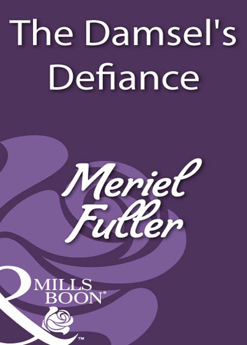 Meriel Fuller The Damsel's Defiance meriel fuller the knight s fugitive lady