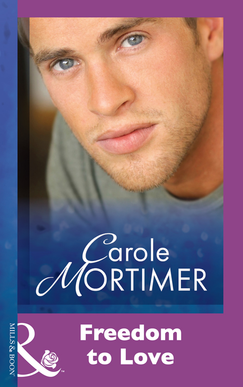 Carole Mortimer Freedom To Love