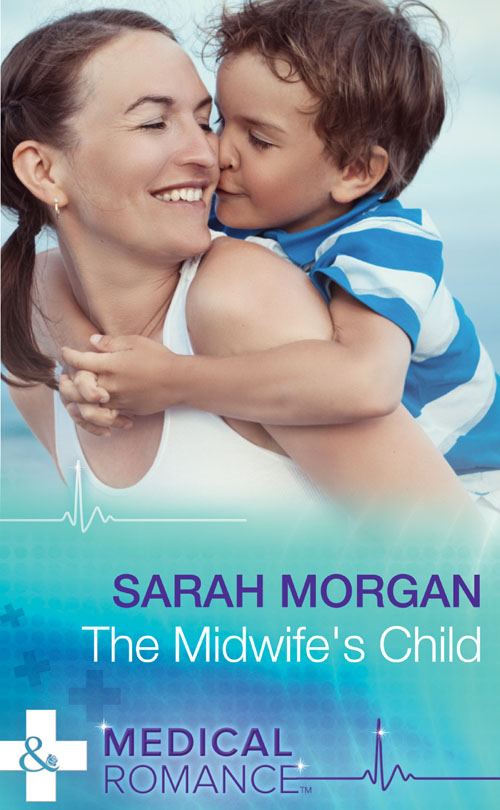 Sarah Morgan The Midwife's Child cover her face