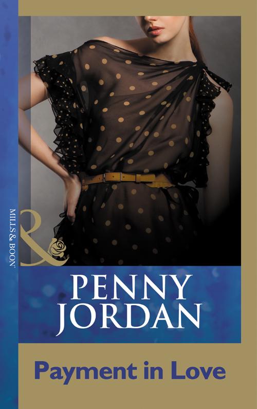 PENNY JORDAN Payment In Love