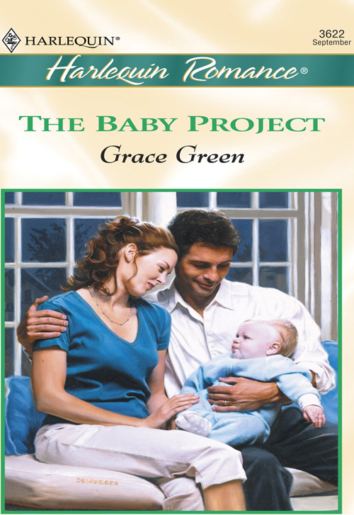 Grace Green The Baby Project