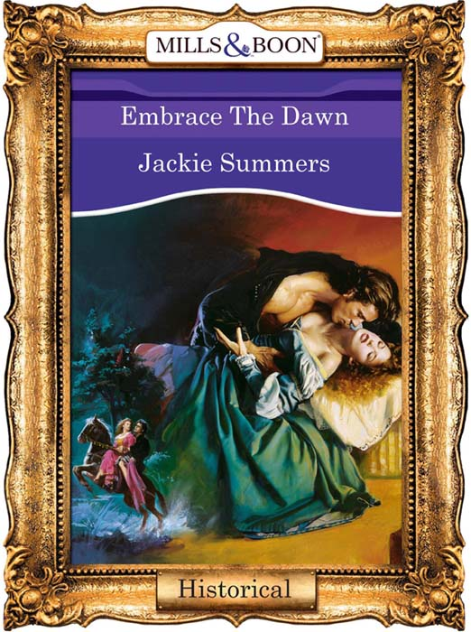 Jackie Summers Embrace The Dawn canadian summers
