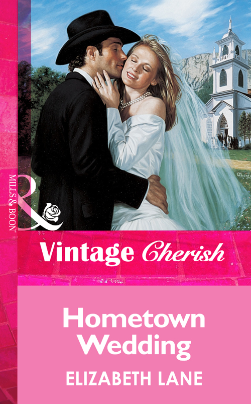 Elizabeth Lane Hometown Wedding rae