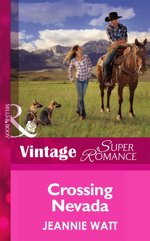 Jeannie Watt Crossing Nevada dorsey kelley nevada cowboy dad