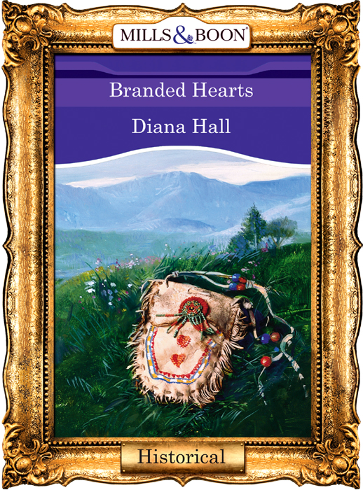 Diana Hall Branded Hearts