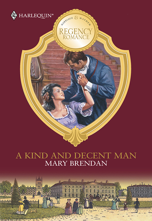 Mary Brendan A Kind And Decent Man mary brendan the silver squire