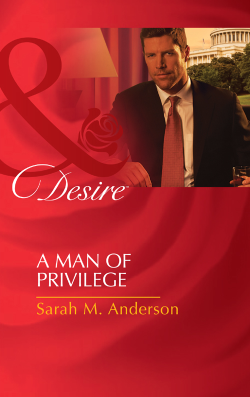Sarah M. Anderson A Man of Privilege o j anderson the hour of trial