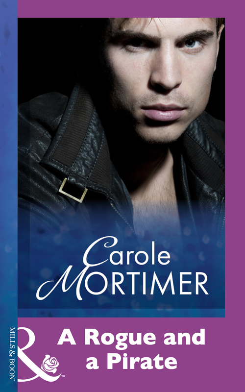 Carole Mortimer A Rogue And A Pirate carole mortimer a rogue and a pirate