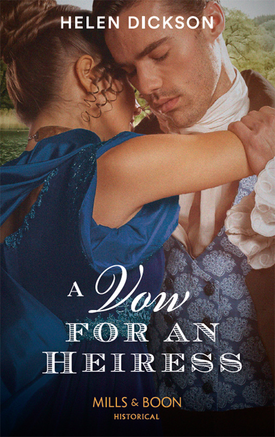 Helen Dickson A Vow For An Heiress annie west imprisoned by a vow