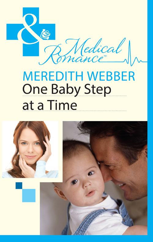 Meredith Webber One Baby Step at a Time
