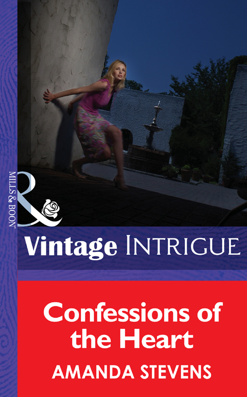 Amanda Stevens Confessions of the Heart amanda stevens confessions of the heart