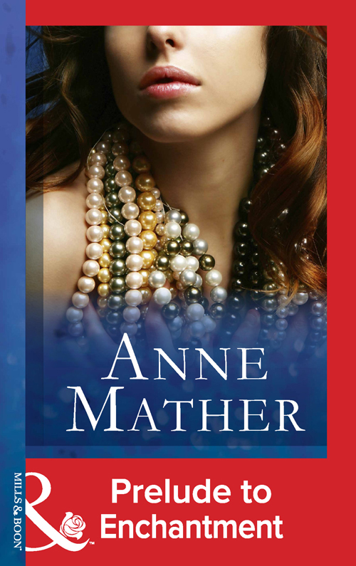 Anne Mather Prelude To Enchantment freeshipping skkt460 16e igbt