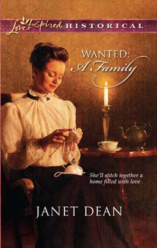 Janet Dean Wanted: A Family цены онлайн