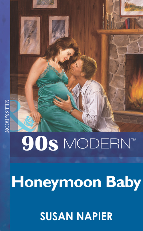 Susan Napier Honeymoon Baby