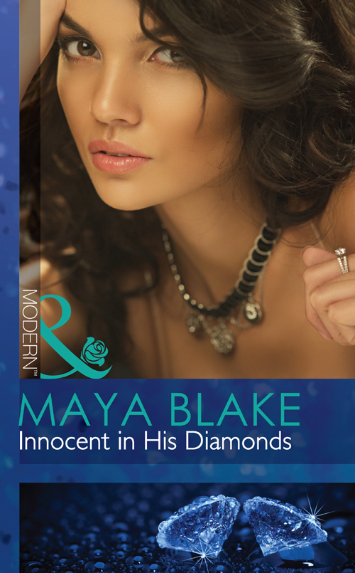 Майя Блейк Innocent in His Diamonds sophie weston the innocent and the playboy