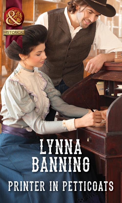 Lynna Banning Printer In Petticoats lynna banning the courtship