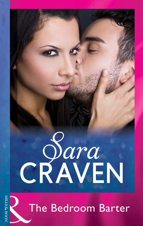 Sara Craven The Bedroom Barter sara craven dark ransom
