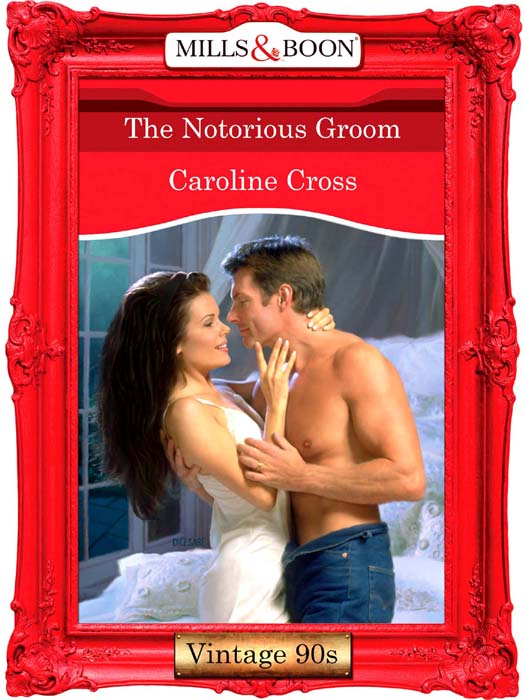 Caroline Cross The Notorious Groom the day the streets stood still