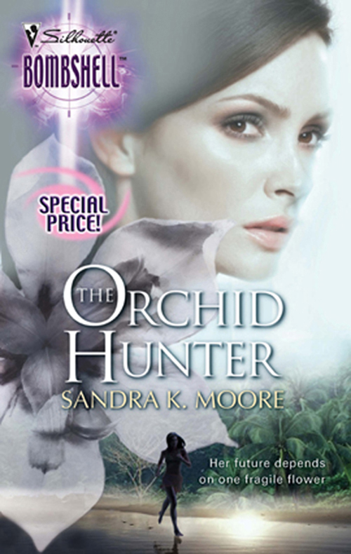 Sandra Moore K. The Orchid Hunter the orchid