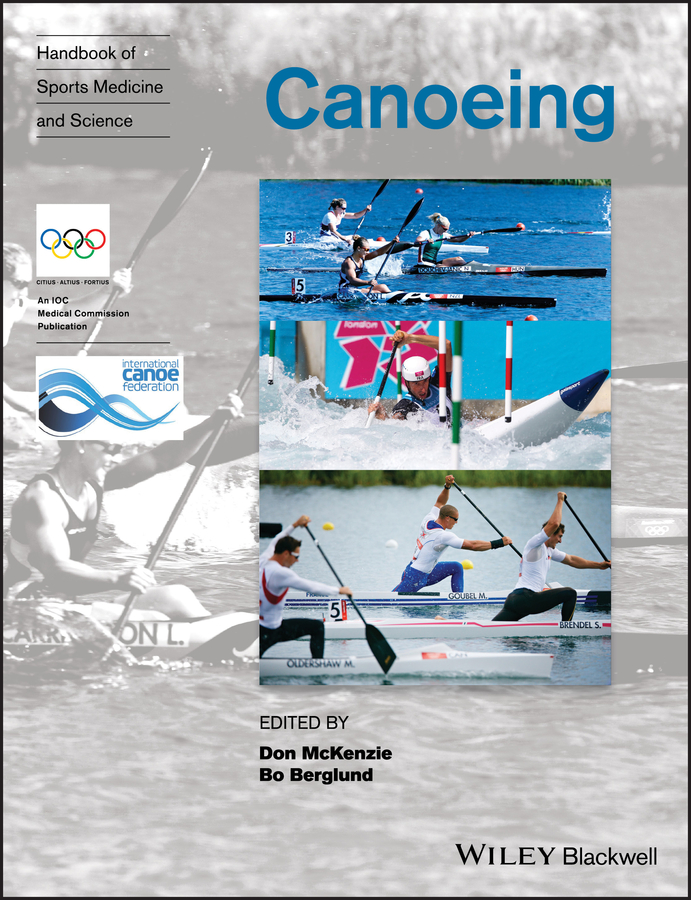 Bo Berglund Handbook of Sports Medicine and Science, Canoeing стоимость