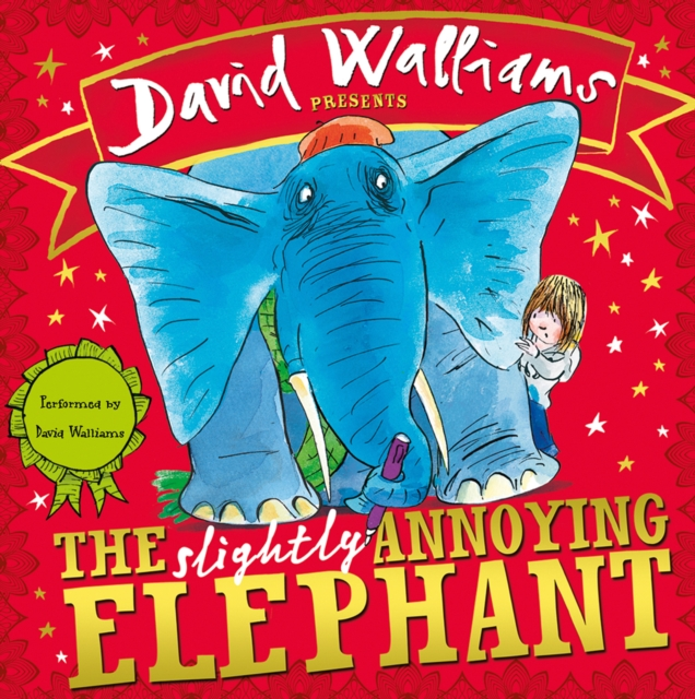 David Walliams Slightly Annoying Elephant david walliams grandpa's great escape