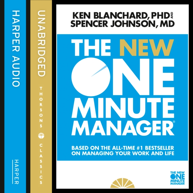 Kenneth H. Blanchard New One Minute Manager